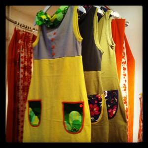 Retro klänningar