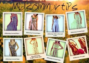 klänningar till midsommar